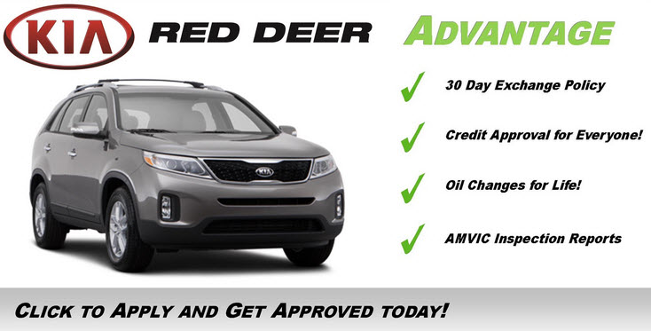Red Deer Advantage