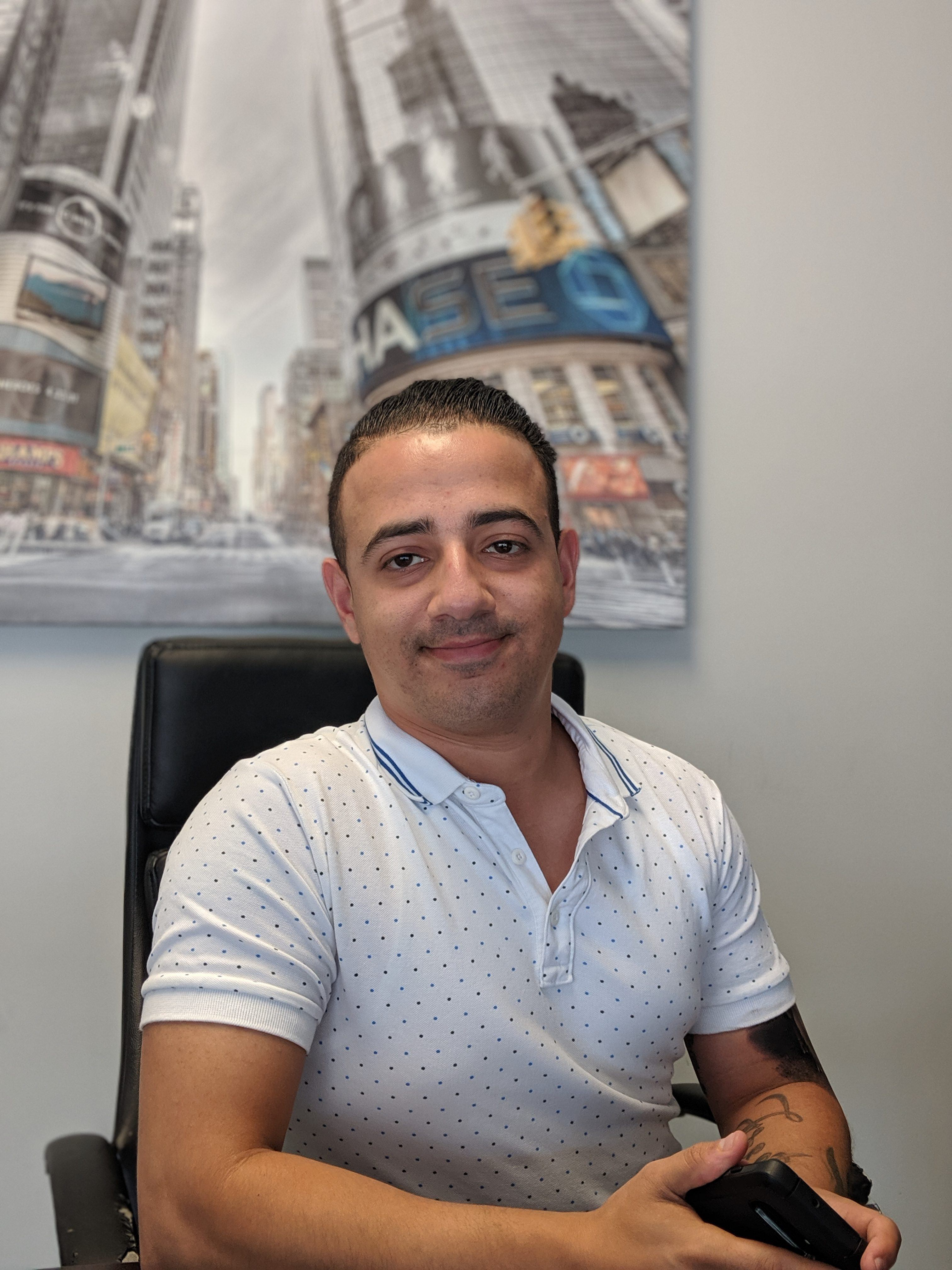 Ziad Hassan